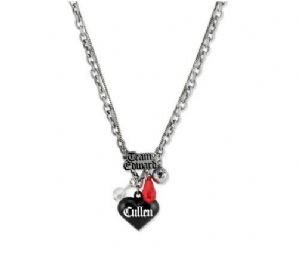 Twilight Eclipse TEAM EDWARD CHARM NECKLACE NECA 1 - props replica